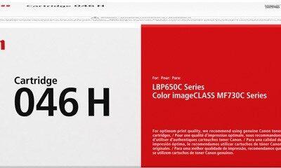 Canon CRG 046H Magenta Original Toner 5.000 Sider Canon iSensys LBP 653 | InkNu