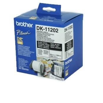 InkNu Brother DK11202 Shipping Labels Original