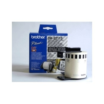 InkNu Brother DK22113 Clear Film Labels Original