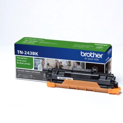 Brother TN243 Black Original Toner 1.000 Sider Brother DCP-L 3510 | InkNu