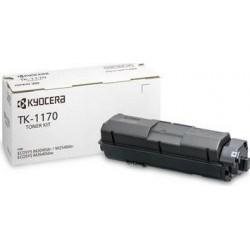 Kyocera TK-1170 Toner Black Original 7.200 Sider Kyocera Ecosys M 2040 | InkNu