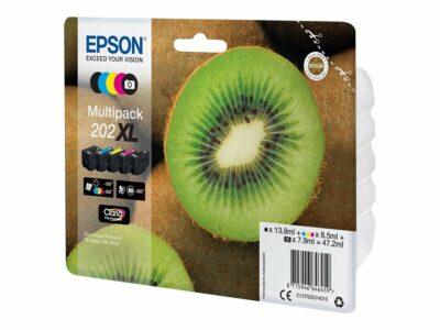 Epson T202XL Multipack Original Høj Kapacitet Epson Expression Premium XP 6000 | InkNu