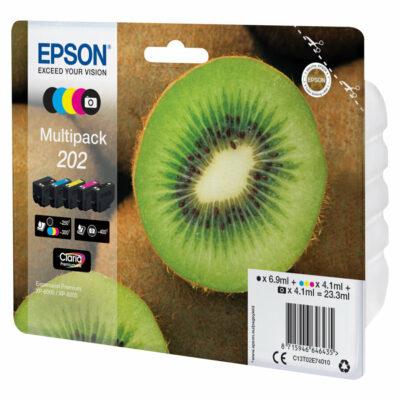 Epson T202 Multipack Original Standard Epson Expression Premium XP 6000 | InkNu