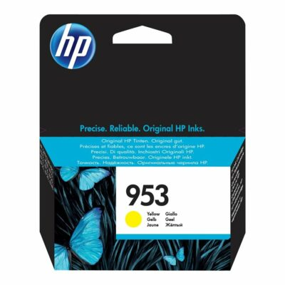HP 953 Yellow Standard Blækpatron Original HP OfficeJet Pro 8210 | InkNu
