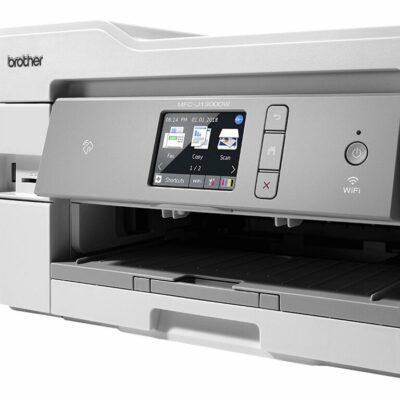 Brother MFC-J1300DW Inkjet All-In-One + Chromecast Blækprinter | InkNu