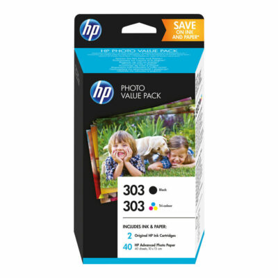 HP 303 Photo Value Pack HP Envy Photo 6200 | InkNu 2