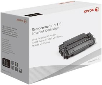 Xerox 51X Black Original Toner 13.000 Sider HP LaserJet M 3027 | InkNu