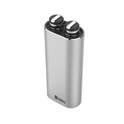 Sandberg Bluetooth Ear-Buds w/Powerbank Bluetooth Audio | InkNu