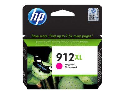 HP 912XL Magenta Original Blækpatron Smartphone Tilbehør | InkNu