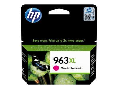 HP 963XL High Yield Magenta Blækpatron Smartphone Tilbehør | InkNu