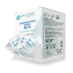 Bactitox Single Wipes overfladedesinfektion 80%