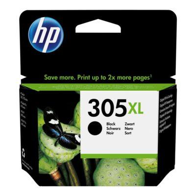HP 305XL Black Original 240 Sider HP DeskJet 2710 All-in-One | InkNu
