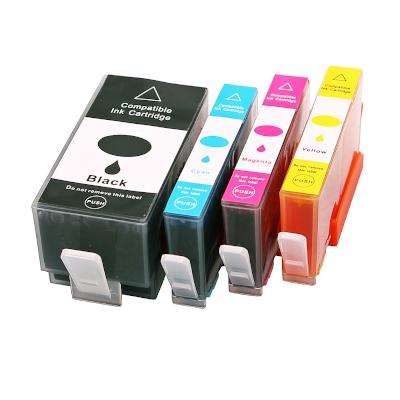 HP 920XL Kompatibel Multipack 4 stk – 100ml HP OfficeJet 6000 | InkNu