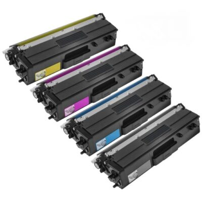 Brother TN423 (C/M/Y/K) Kompatibel 4-Pack Tonerpakke – 18.500 sider Brother DCP-L 8410 | InkNu