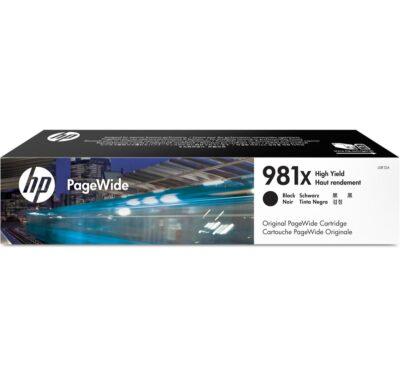 HP 981X Black Original Toner - 11.000