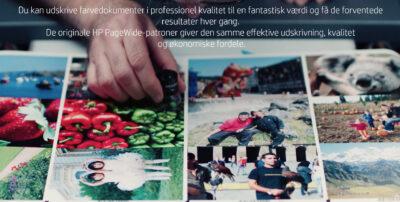 HP 981X Cyan Original Blækpatron – 10.000 Sider HP PageWide Color 556 | InkNu 3