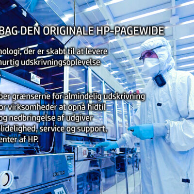 HP 981X Sort Original Blækpatron – 11.000 Sider HP PageWide Color 556 | InkNu