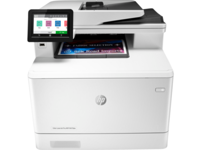 HP Color LaserJet Pro MFP M479dw Farve Laserprinter | InkNu