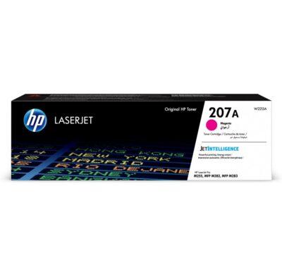 HP 207A Magenta Original LaserJet Toner 1.250 Sider HP Color LaserJet Pro M255dw | InkNu