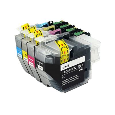 Brother LC3219XL Kompatibel Yellow Blækpatron Brother MFC J 6530 | InkNu