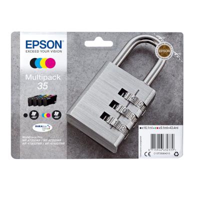 Epson 35 Original Multipack Epson WorkForce Pro WF-4720DWF | InkNu