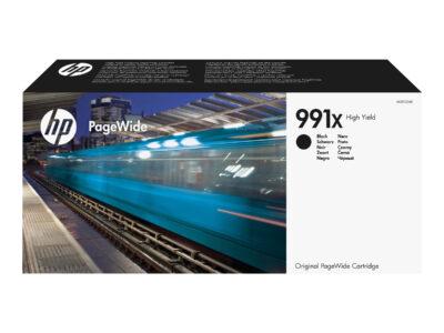 HP 991X Black Original Blækpatron 20.000 Sider HP PageWide Managed Color P 77740 | InkNu