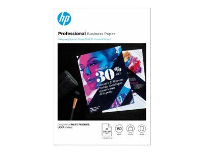 A4 glossy Professional Business paper 2-side 180g/m² (150) Foto Papir   InkNu